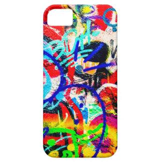 Gritty Crazy Graffiti iPhone 5 Case