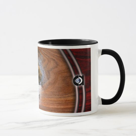 GRIZZLEY BEARS MUG
