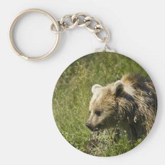 Grizzlies Keychain