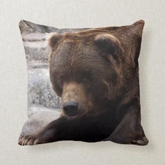grizzly-bear-016 cushion