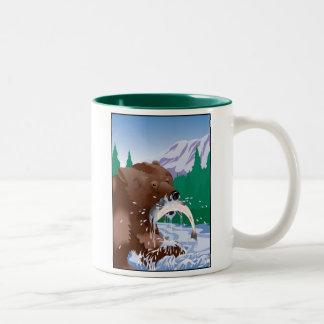 Grizzly Bear, Alaska Mug