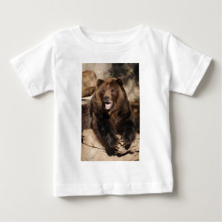 Grizzly Bear Boar T Shirts