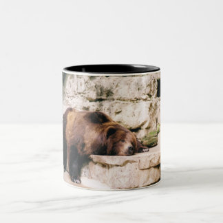 Grizzly Bear Coffee Cup