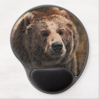 Grizzly Bear Gel Mouse Pad