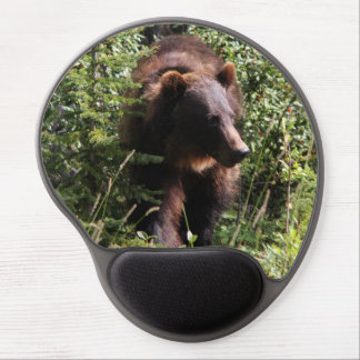 Grizzly Bear Gel Mousepad Gel Mouse Pad