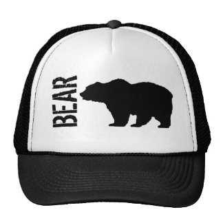 Grizzly Bear Hat