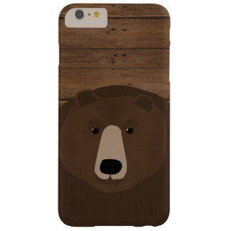 Grizzly Bear iPhone 6/6s Plus, Barely There Case