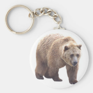 Grizzly Bear Key Chains