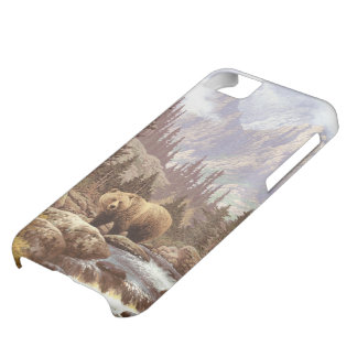 Grizzly Bear Landscape iPhone 5C Case