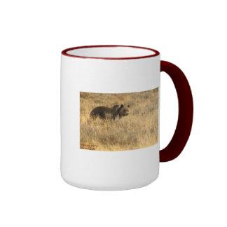 Grizzly Bear Mug 1