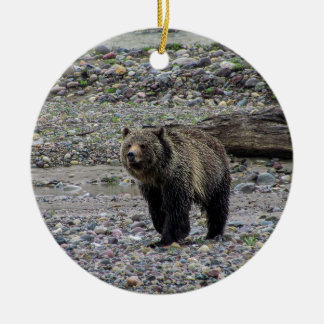 Grizzly Bear Ornament