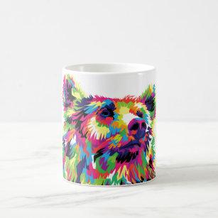 Bear Coffee Amp Travel Mugs Zazzle Uk