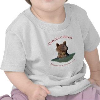 Grizzly Bear Tee Shirt