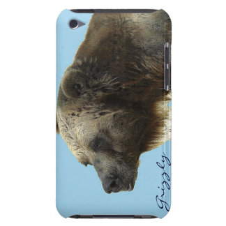 Grizzly Bear Wildlife-supporter Ipod Touch Case