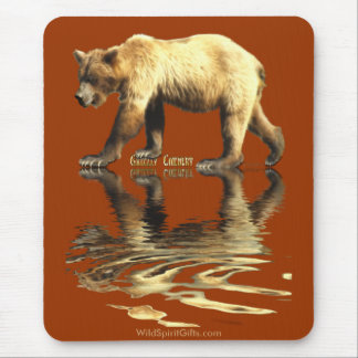GRIZZLY COUNTRY Bear Collection Mousepads
