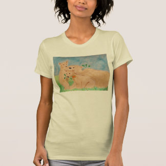 grizzly family tee shirt