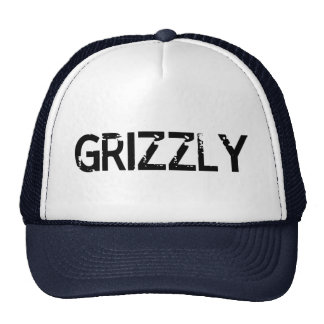 GRIZZLY GAY BEAR PRIDE HAIRY BUTCH OTTER CAP