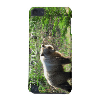 Grizzly in the Forest Customizable iPod Touch 5G Case