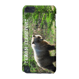 Grizzly in the Forest Yukon Territory Souvenir iPod Touch 5G Cases