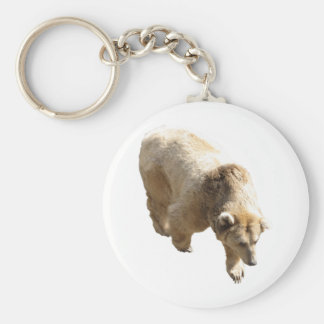 Grizzly Key Chains
