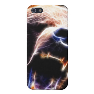 Grizzly Roar iPhone 5 Covers