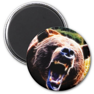 Grizzly Roar Magnets