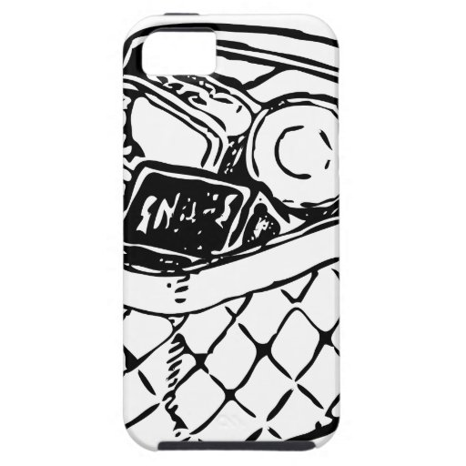Grocery Basket iPhone 5 Cases