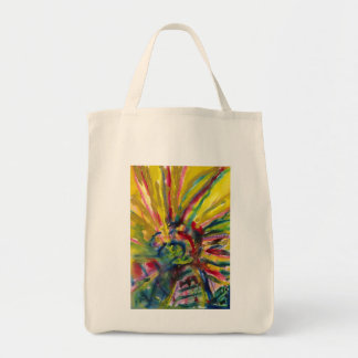 Grocery Sunrise Tote Bag