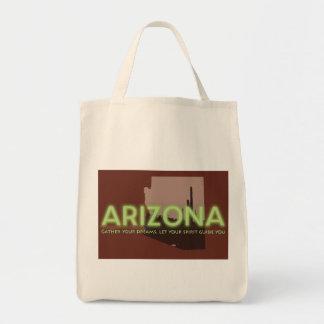 Grocery Tote ARIZONA SPIRIT Grocery Tote Bag