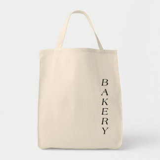 Grocery Tote BAKERY BAG
