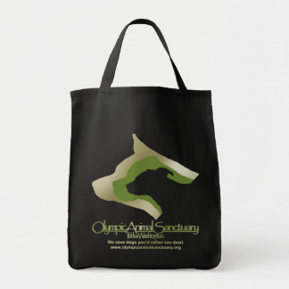 Grocery Tote black
