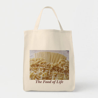 Grocery Tote--Pastas