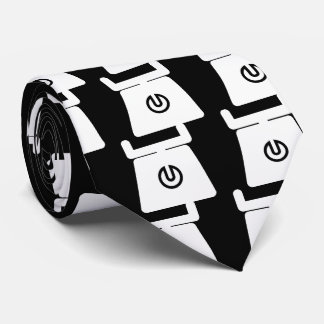 Grocery Weights Pictograph Tie