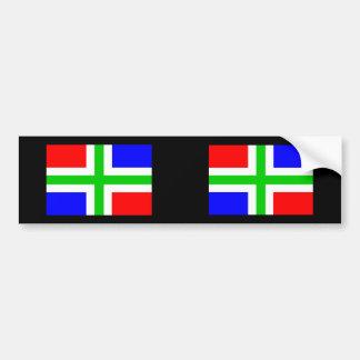 Groningen, Netherlands Bumper Sticker