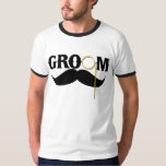 Groom Classic Gentleman T-Shirt