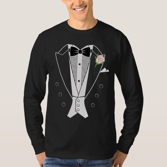 Groom Costume T-Shirt