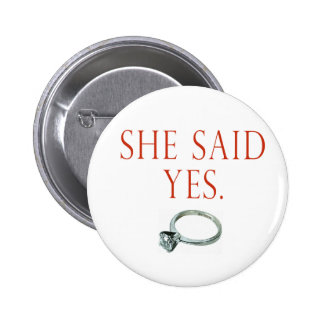 Groom Engagement Gifts and T-shirts 6 Cm Round Badge