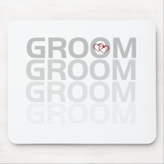 Groom Fade Tshirts and Gifts Mouse Pad