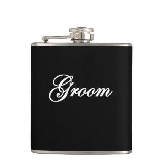 """""""Groom"""" Flask"""