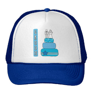 Groom Gifts and Favors Trucker Hats