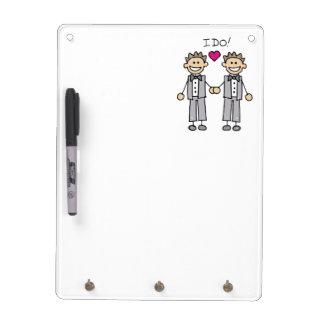 Groom-Groom I Do Dry Erase White Board