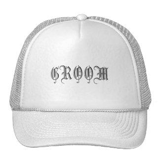 """""""GROOM"""" hat"""