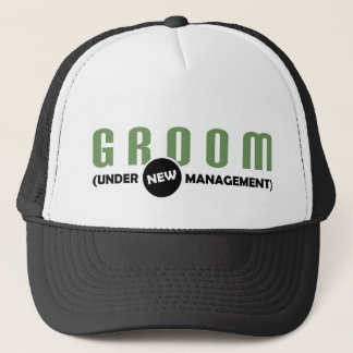 Groom Management Hat