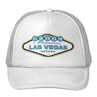 Groom of Las Vegas Hat