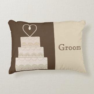 Groom Pillow