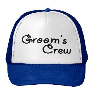 "Groom""s Crew Hat"
