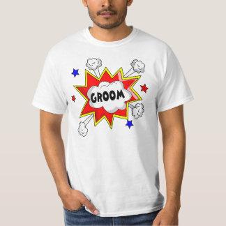GROOM,STAG,BACHELOR T-Shirt