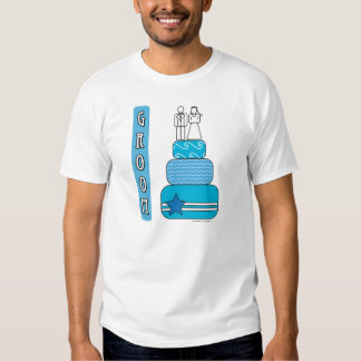 Groom Tee Shirt and Apparel
