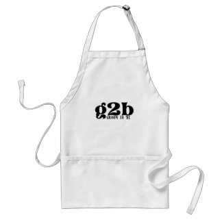 Groom to Be Aprons