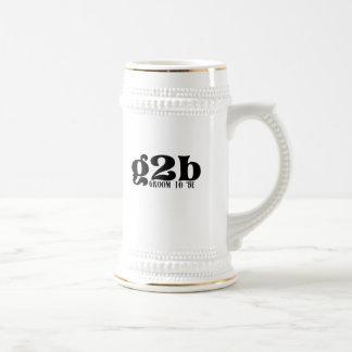 Groom to Be Coffee Mug